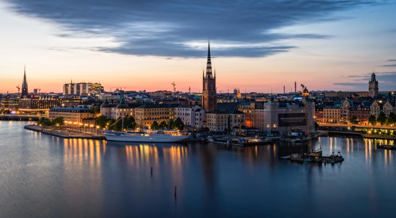 Bästa platserna att bo på i Sverige