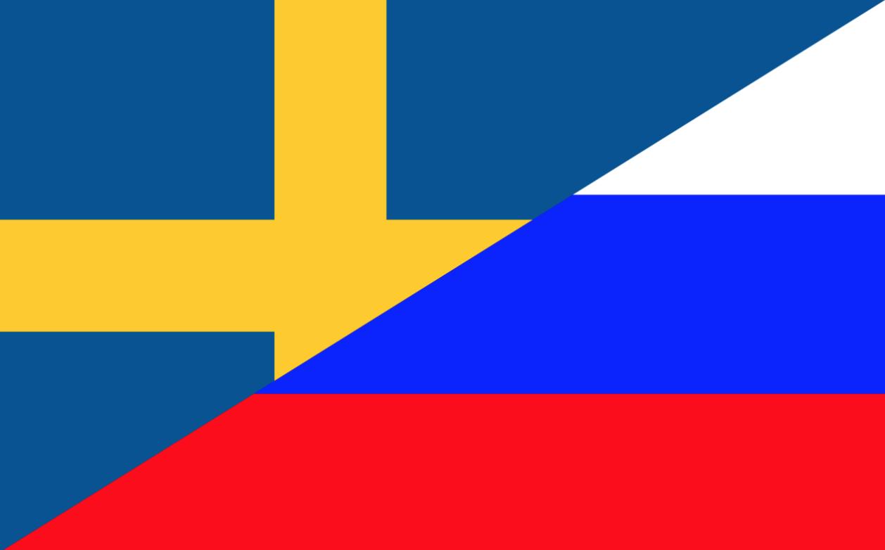 Ryssland-Sverige relationer